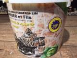Choucroute cuite d'Alsace 1 kg