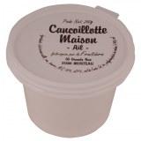 Cancoillotte maison ail 250 gr