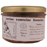 Terrine comtoise forestière 180 gr
