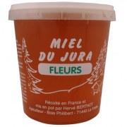 Miel de fleurs 500 g du Jura